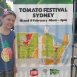 2017 Susannah PSW member at Tomato Fest 2017