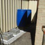 Watering system setup