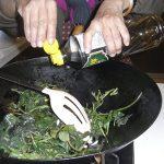 Add Soya sauce
