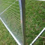 The wire mesh