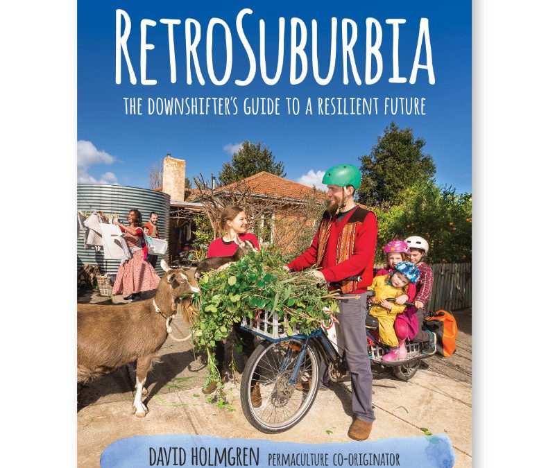 Retro Suburbia review by David Holmgren